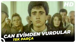 Can Evimden Vurdular - Eski Türk Filmi Tek Parça (Restorasyonlu)