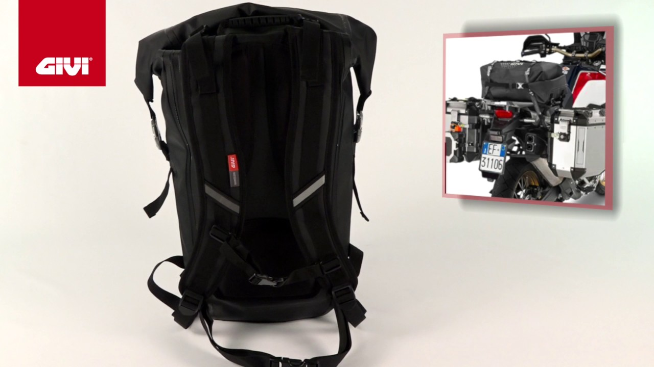 f209b6796e 35 Ltr Waterproof Backpack UT802 - YouTube