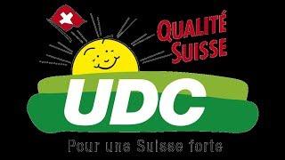 PARODIONS #1 L'UDC (PARTIE DROITE, DROITE SUISSE)