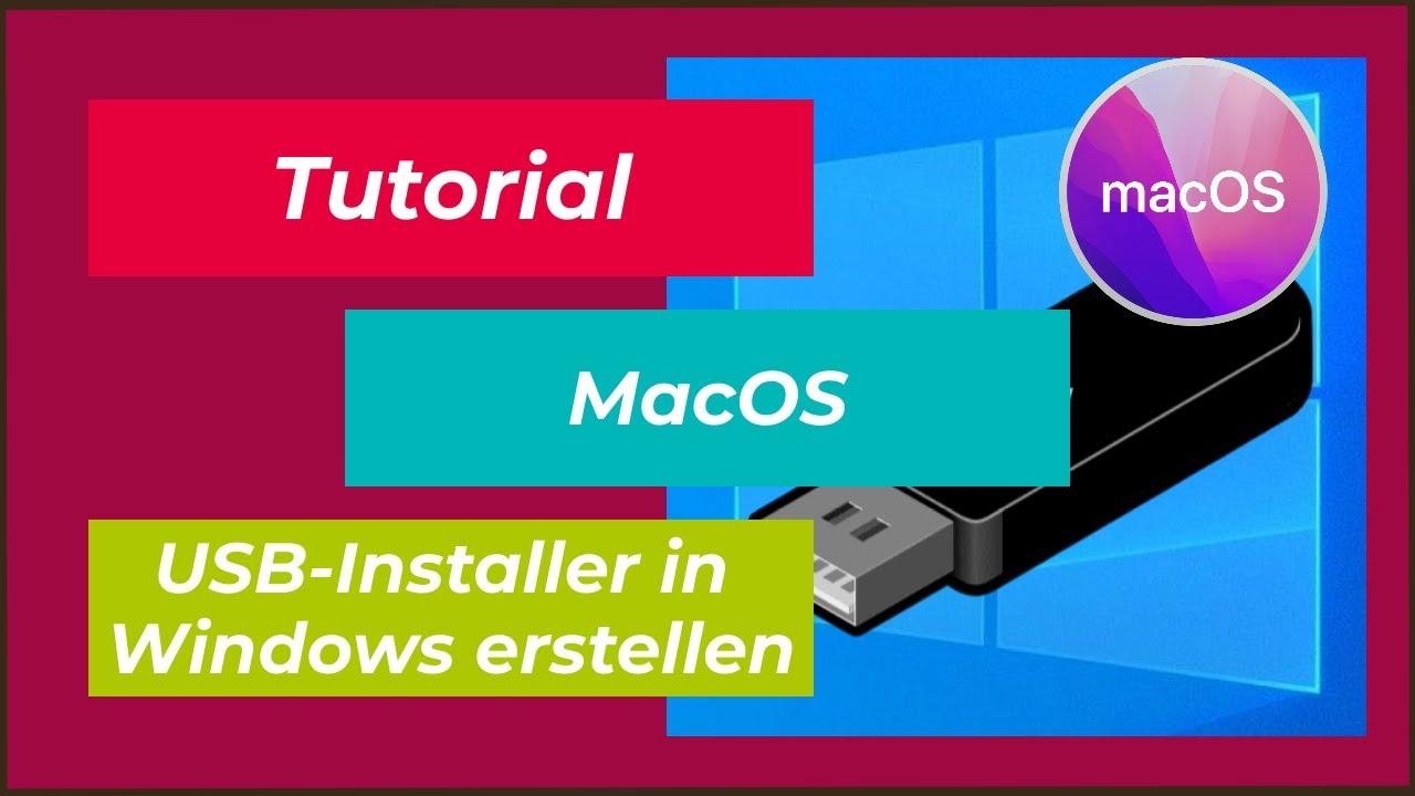 installations cd windows 7 erstellen mac