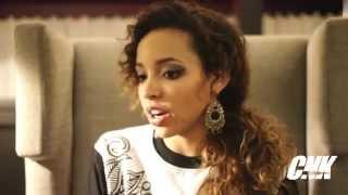 "Chicks N' Kicks: Tinashe   Air Jordan 11 ""Gamma"""