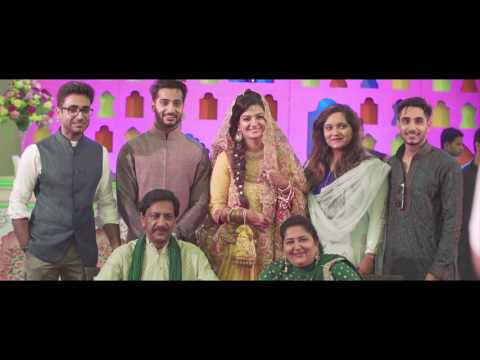 Hasan Weds Durr-E-Sameen : Wedding Teaser (Atlantis The Palm, Dubai)