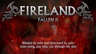 Fireland - Fallen II (Lyrics) [Heavy Metal from Northern Ireland]