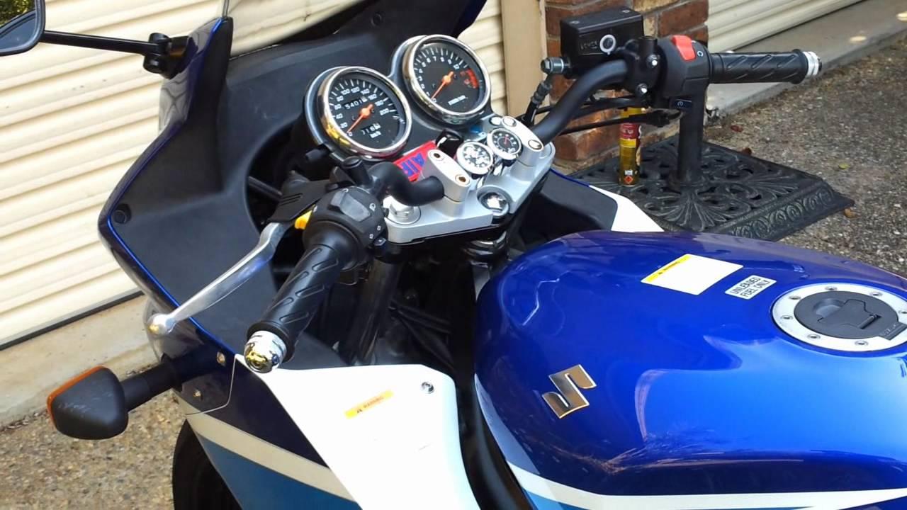 Suzuki GS500F - a good bike for beginners? - YouTube