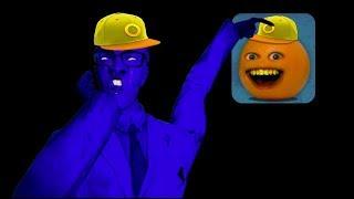 Stupid Clone Plays Apps - Annoying Orange Splatter Up