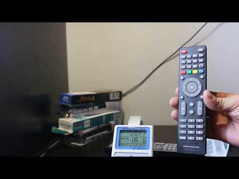 Настройка: Универсальный пульт для цифровых приставок DVB-T2 HUAYU DVB-T2+3