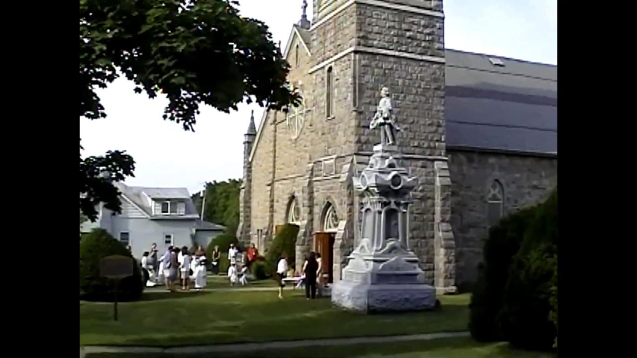 St. Mary's Graduations  6-15-07