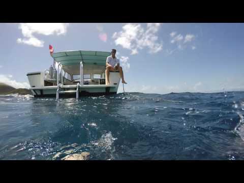 Scuba Diving Antigua 2016
