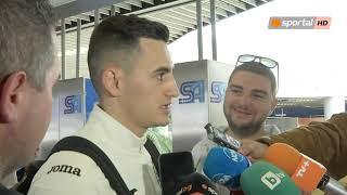 Георги Костадинов: Трябва да се концентрираме за мача с Косово