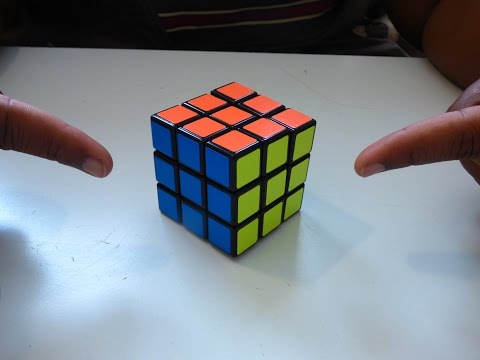 How to solve a rubik's cube in 2 EASY...