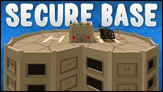 HIGHLY SECURE BASE! - Unturned Building