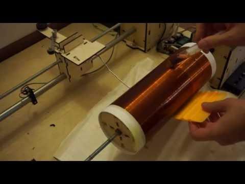 видео: Апгрейд станочка для намотки катушек