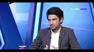 """المدرج - حسين ياسر يتحدث عن انه سبب في احتراف """"محمد صلاح"""" منذ البداية"""
