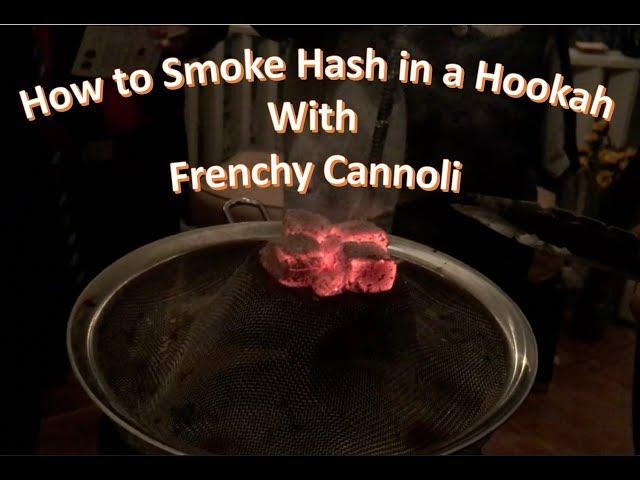 Hash Hookah