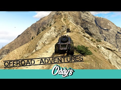 ... GTA 5 Off Road Trails With A Lifted Jeep Grand Theft Auto 5 For Pros