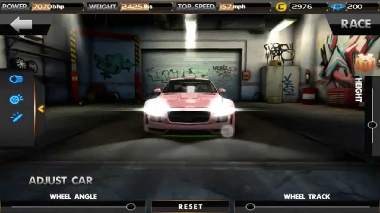 Car Club Tuning Storm Android Ios Gameplay Review Youtube