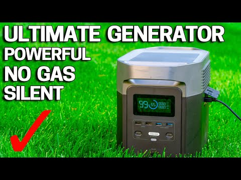 Ultimate Home Generator?