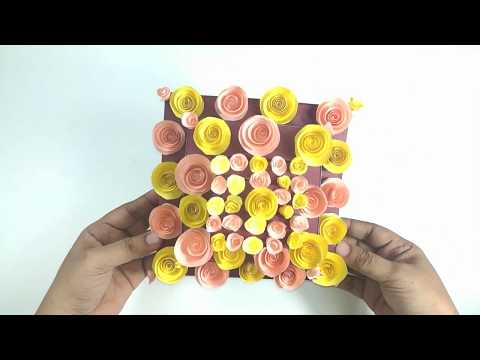 Paper Cake Tutorial   DIY Birthday Cake   Birthday Gift Ideas