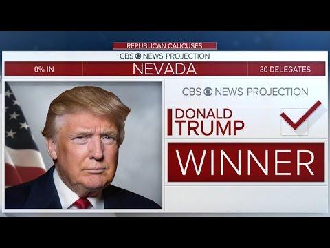 How Donald Trump won Nevada GOP caucuses