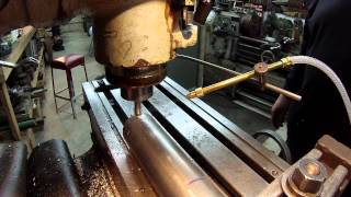 Milling Keyways