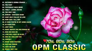 OPM Classic Love Songs by Celine Dion, Mariah Carey, Whitney Houston - Best Love Songs Of The World