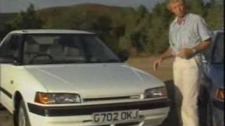 1989 Mazda 323F BG test
