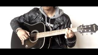 Saosin - Time After Time Acoustic Cover