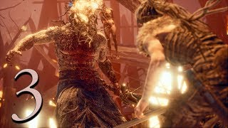 Surt Boss (God Of Fire) - Hellblade: Senua's Sacrifice - Part 3