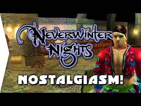 Neverwinter Nights 1 ► BTW the 'Enhanced Edition' was Announced! - [Nostalgiasm]