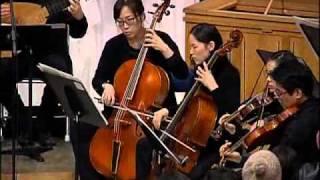 (part 2/3) Handel - Dixit Dominus, HWV 232 / Winfried Toll