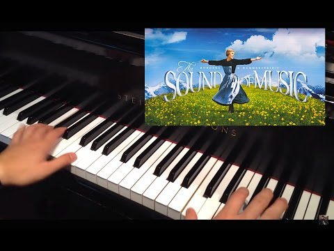 The Sound Of Music: Opening Theme (Piano Cover)
