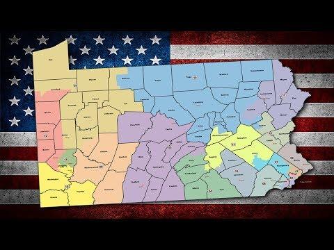 Pennsylvania Republicans Want To Impeach Anti-Gerrymandering Judges