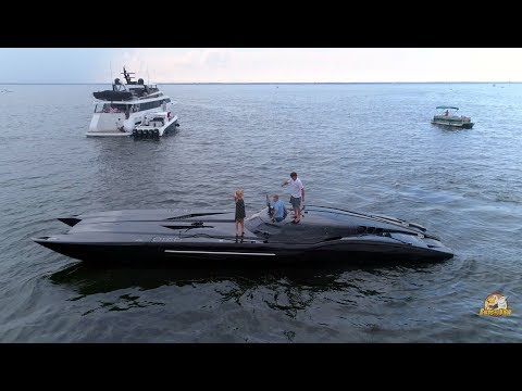 Black Diamond by Marine Technology MTI