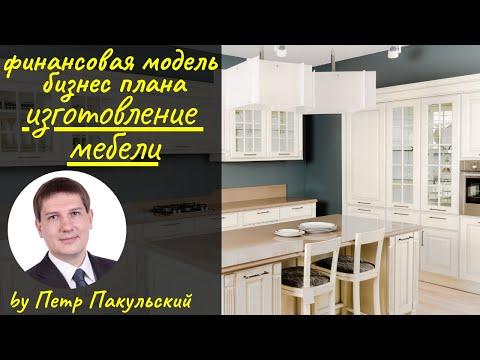 Бизнес план производство мебели