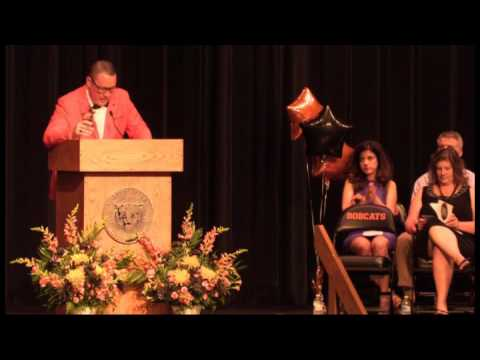 Northeastern Middle School 8th Grade Recognition Ceremony -- May 17, 2017