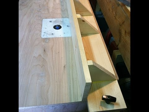 Budget friendly router table fence youtube budget friendly router table fence greentooth Gallery