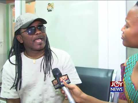 Nana Acheampong talks Daddy Lumba - Let's Talk Entertainment