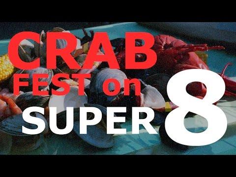 Super 8 - Crab Fest 2015