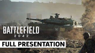 Battlefield 2042 In-Depth Look | Xbox Games Showcase 2021