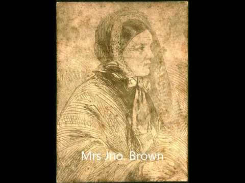 Mary Brown, Abolitionist