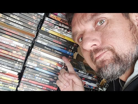 Selling A Gaylord Of DVDs On EBay