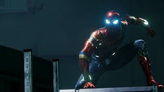 Back to School (Iron Spider Suit Walkthrough) - Marvel