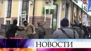 Смотреть видео Москва ждет от Вашингтона прекращения поддержки пещерного национализма на Украине. онлайн