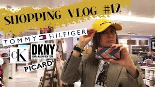 SHOPPING VLOG#12...TOMMY HILFIGER, CALVIN KLEIN, DKNY, PICARD... - Видео от EVERT Channel