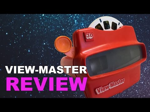 Double Vision! View-Master Review