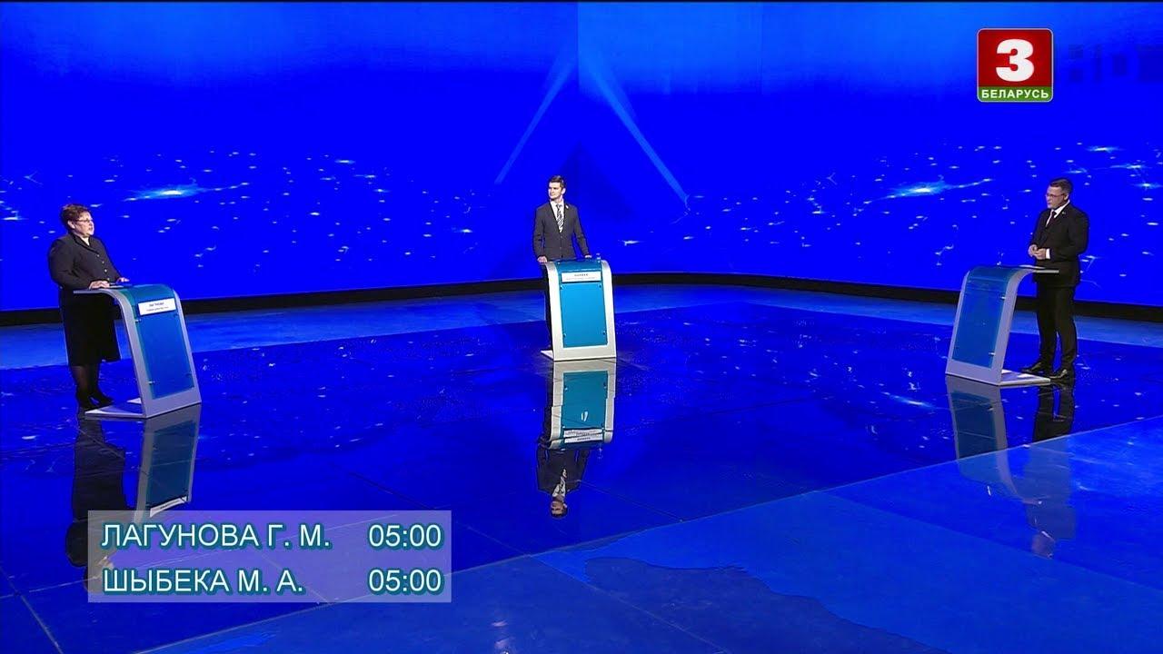 Дебаты-2019: Лагунова - Шибеко, РП. Шабановский № 91