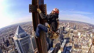 5 Lavori Pericolosissimi che Solo 1 persona su 10 MILIONI ha il coraggio di fare