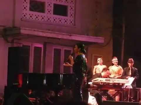 Konser Ruth Sahanaya Semarang terbaru - Kaulah Segalanya (english version)