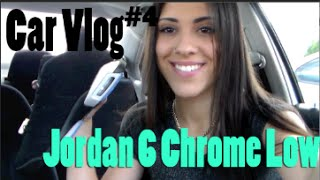 Car Vlog #4 Picking up the Chrome 6 lows