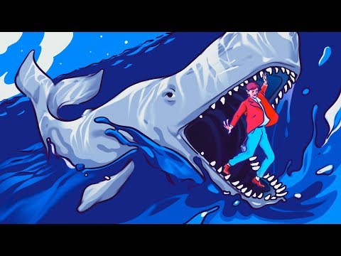 Мужчина провел несколько дней внутри кита и выжил